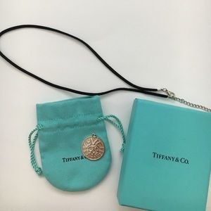 Tiffany&Co. sterling silver love bug coin charm
